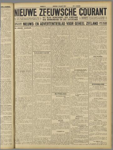 Nieuwe Zeeuwsche Courant 1926-03-09