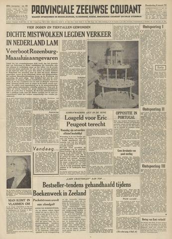 Provinciale Zeeuwse Courant 1961-03-09