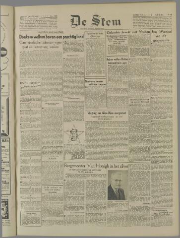 de Stem 1948-04-13