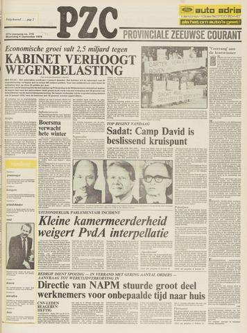 Provinciale Zeeuwse Courant 1978-09-06