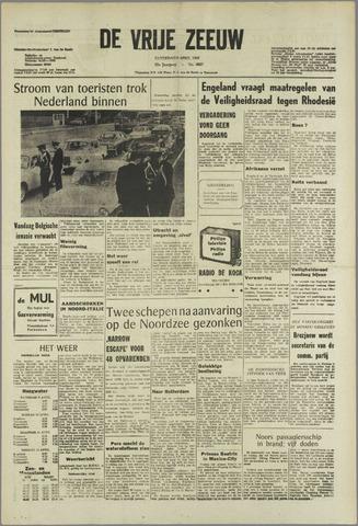 de Vrije Zeeuw 1966-04-09