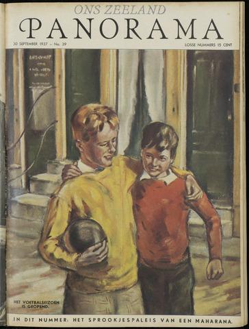 Ons Zeeland / Zeeuwsche editie 1937-09-30