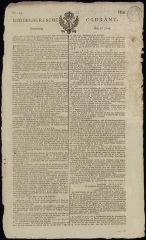 Middelburgsche Courant 1814-06-30