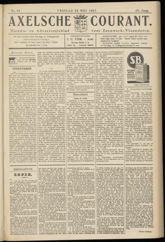Axelsche Courant 1931-05-22