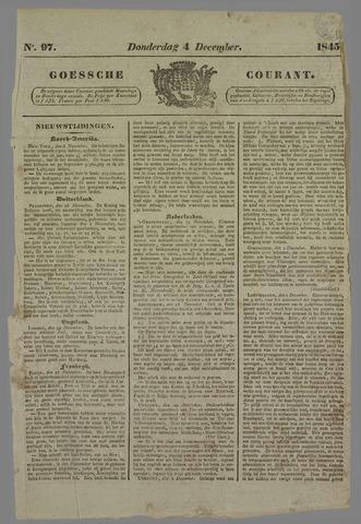 Goessche Courant 1845-12-04