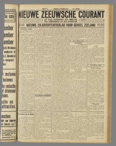 Nieuwe Zeeuwsche Courant 1931-11-19