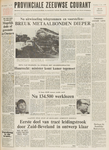 Provinciale Zeeuwse Courant 1972-02-09