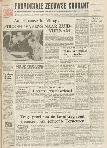 Provinciale Zeeuwse Courant 1972-11-04