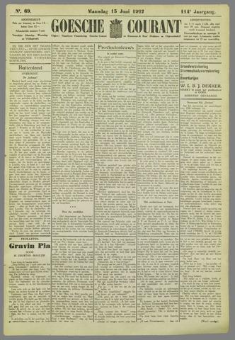 Goessche Courant 1927-06-13