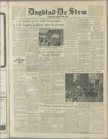 de Stem 1953-11-09