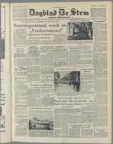 de Stem 1951-09-15