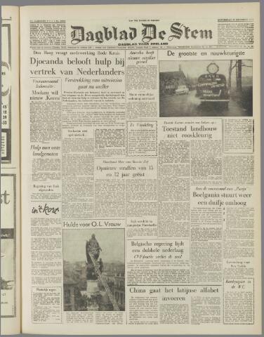 de Stem 1957-12-12