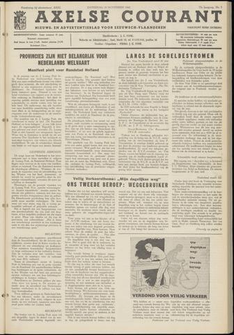 Axelsche Courant 1960-11-19