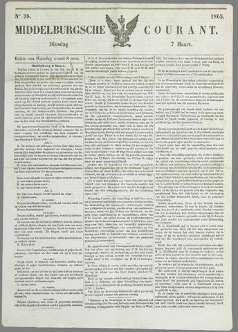 Middelburgsche Courant 1865-03-07