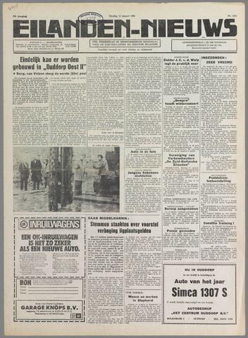 Eilanden-nieuws. Christelijk streekblad op gereformeerde grondslag 1976-01-13
