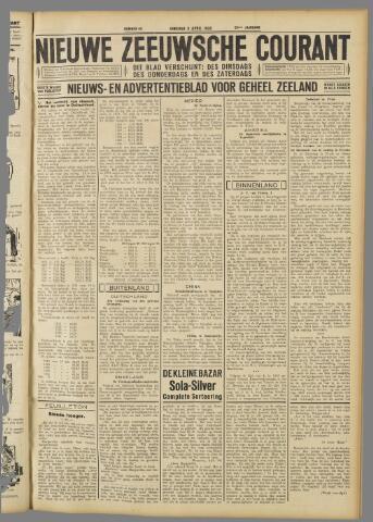 Nieuwe Zeeuwsche Courant 1932-04-05