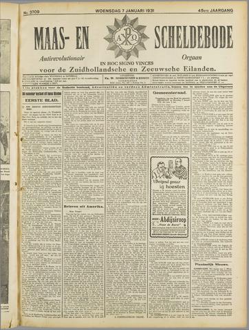 Maas- en Scheldebode 1931