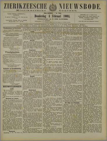 Zierikzeesche Nieuwsbode 1904-02-04