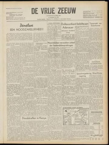 de Vrije Zeeuw 1953-04-25