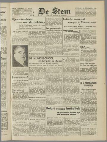 de Stem 1946-11-26