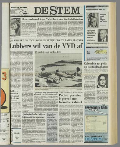 de Stem 1989-09-08