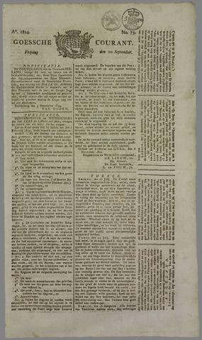 Goessche Courant 1824-09-10
