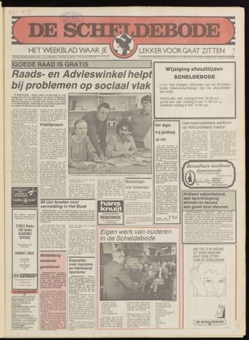 Scheldebode 1983-05-04