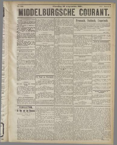 Middelburgsche Courant 1921-08-16