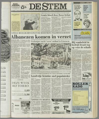 de Stem 1990-01-11