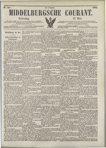 Middelburgsche Courant 1899-05-27