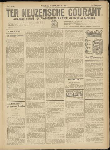 Ter Neuzensche Courant. Algemeen Nieuws- en Advertentieblad voor Zeeuwsch-Vlaanderen / Neuzensche Courant ... (idem) / (Algemeen) nieuws en advertentieblad voor Zeeuwsch-Vlaanderen 1930-12-05