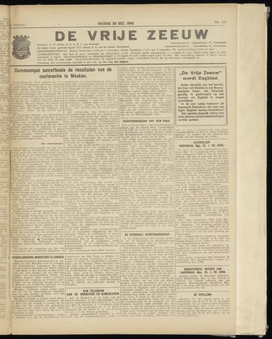 de Vrije Zeeuw 1945-12-28