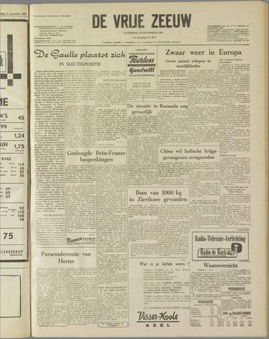 de Vrije Zeeuw 1959-11-14