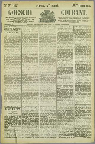 Goessche Courant 1917-03-27