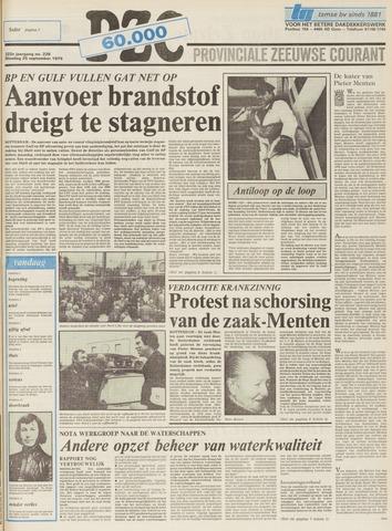Provinciale Zeeuwse Courant 1979-09-25