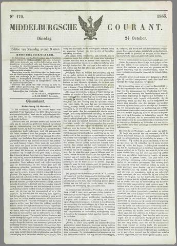 Middelburgsche Courant 1865-10-24