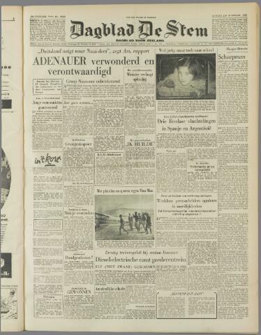 de Stem 1953-01-20