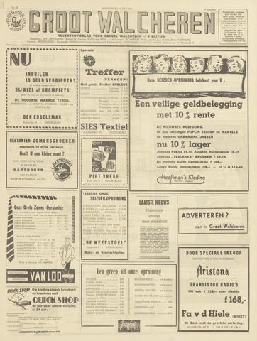 Groot Walcheren 1963-07-25