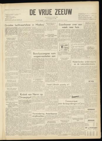 de Vrije Zeeuw 1956-06-25