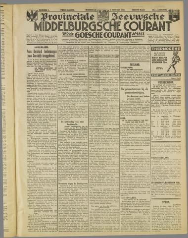 Middelburgsche Courant 1938-01-05