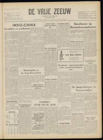 de Vrije Zeeuw 1953-12-05