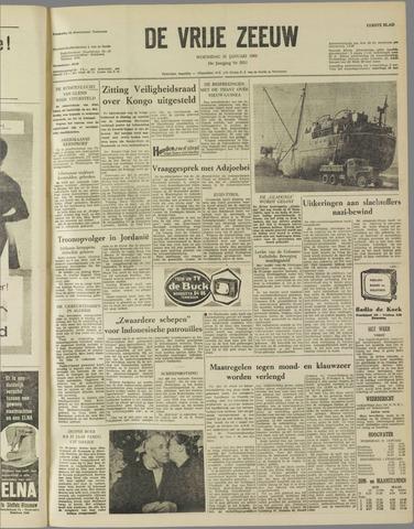 de Vrije Zeeuw 1962-01-31