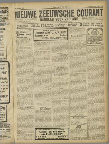 Nieuwe Zeeuwsche Courant 1921-07-16