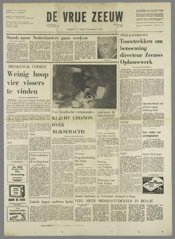 de Vrije Zeeuw 1971-01-16