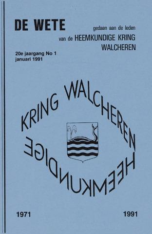 de Wete 1991-01-01