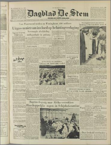 de Stem 1953-07-15