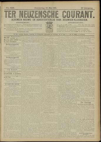 Ter Neuzensche Courant. Algemeen Nieuws- en Advertentieblad voor Zeeuwsch-Vlaanderen / Neuzensche Courant ... (idem) / (Algemeen) nieuws en advertentieblad voor Zeeuwsch-Vlaanderen 1915-05-20