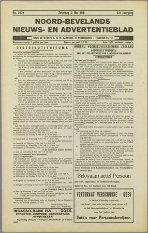 Noord-Bevelands Nieuws- en advertentieblad 1941-05-03
