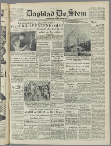 de Stem 1952-02-15