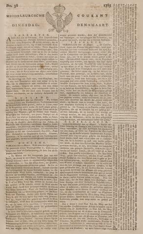 Middelburgsche Courant 1785-03-29